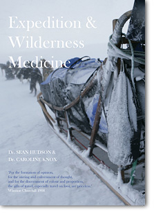 Expedition and Wilderness Medicine Book Cover